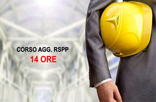 Corso aggiornamento RSPP rischio Alto